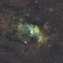 NGC7635 BUBBLE NEBULA,                                Turki Alamri