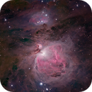 The great nebula of Orion,                                Jean-François Dou...