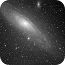 First try on M31,                                Dan Kordella