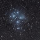M45 Pleiades,                                TwoMikes