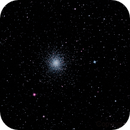 M13 in moonlight,                                bobzeq25