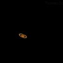 Saturno com barlow 2x + filtro 8,                                thom-gouveia