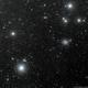 M53 (NGC5024), NGC5053 - Globular Clusters,                                Richard Bratt