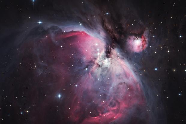 Orion nebula,                                Péter Feltóti