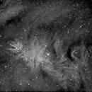 Cone Nebula in Ha,                                Mike