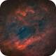 Sh2-119 Narrowband Natural,                                Gary Lopez
