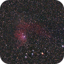 IC 405 Flaming Star Nebula - 9 novembre 2015,                                Giuseppe Nicosia