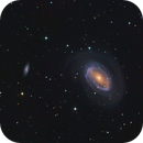 NGC4725,                                Gabe Shaughnessy