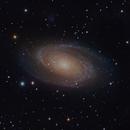M81 - Bode's Galaxy,                                wadeh237