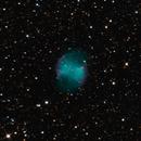M27 Dumbbell Nebula,                                Daniel Boisvert-Couture