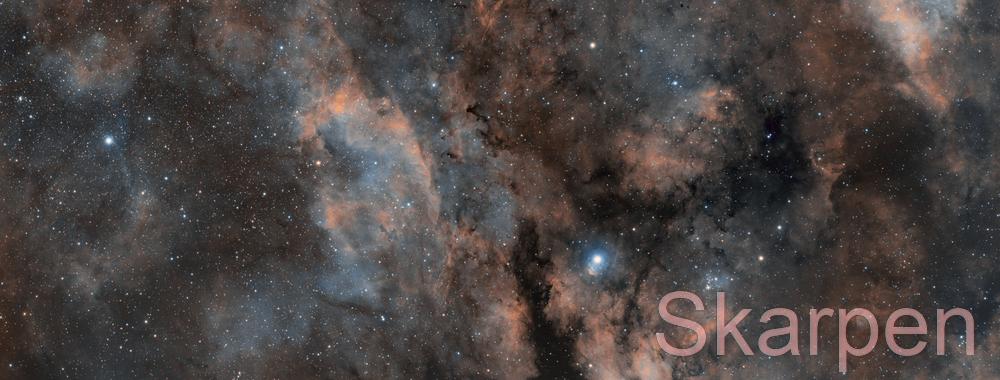 NGC6888,                                  Ola Skarpen
