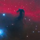 IC434 LRGB,                                Christopher Gomez