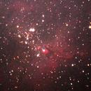 The Eagle Nebula - M16,                                Geovandro Nobre