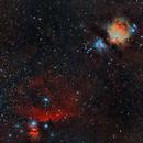 Orion : below the belt,                                photonic