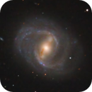 M91 Barred Spiral Galaxy,                                Jerry Macon