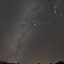 Winter Milky Way Northern Part,                                Annette & Holger