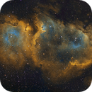 IC1848 Soul Nebula,                                Peter Jenkins
