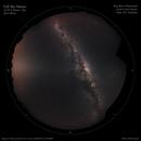 Bortle 1 Full Sky Milky Way Mosaic,                                BQ_Octantis