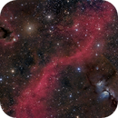 LDN 1622,Barnard's Loop and M78 region in Orion!,                                Mohammad Nouroozi