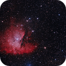 NGC281 Pacman,                                Zyklop