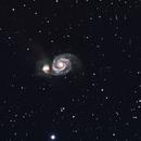 M51 In LRGB,                                  Quek Zong Ye