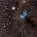 Stars and Dust in Corona Australis,                                Frank