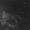SH2-157 Claw Nebula,                                apophis