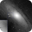 M31 Globular Clusters,                                PhotonCollector