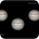 Jupiter & Io 2012.11.16/17,                                Alessandro Bianconi