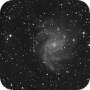 NGC 6946 - the Fireworks Galaxy,                                Chris Lasley