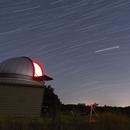 Stars over JJC Observatory,                                Kristopher Setnes