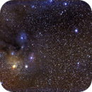 Gran campo constelación Escorpión,                                Enrique Azcarate