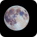 First Super full moon in 2020,                                Steed Yu
