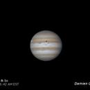 Jupiter & Io Eclipse Animation,                                Damien Cannane