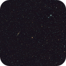 NGC 891 – Edge-on Galaxy in Andromeda // 480mm fl,                                Olli67