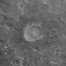 Moon - Tycho Crater,                                Kyle Pickett