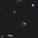 M97 und M108 oder ich will ja nicht jammern....,                                Gottfried Meissner