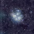 Pleiades annotated,                                William Jordan
