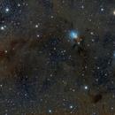 NGC 1333 LRGB,                                  Rodd Dryfoos
