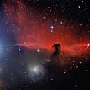 Nebulosa Cabeza de Caballo (Barnard 33),                                Aniceto Porcel