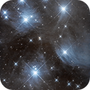 Pleiades, yet another :-) M45 NGC1432 NGC1435,                                  Michele Vonci