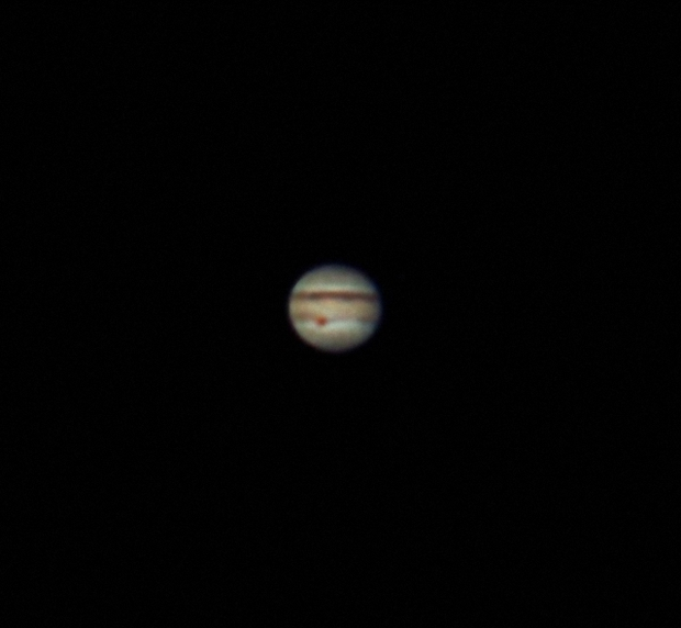 Jupiter,                                JACL-Mono-Hα