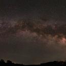 Milky Way 34 Panel Mosaic,                                David McGarvey