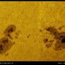 AR12403 - 26.08.2015  (white light - WL) - Hi Resolution,                                Łukasz Sujka