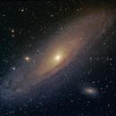 M31-Andromeda Galaxy,                    Thomas Walker