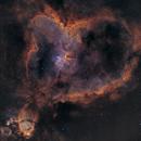 IC1805,                                SkyEyE Observatory