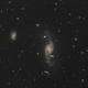 NGC3718 Galaxy,                                Serge