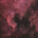 NGC7000, IC5070,                                Ferfex