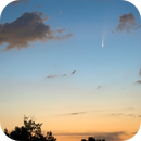 Comet (C/2020 F3) NEOWISE at Dawn Over Beckwith Township, Ontario, Canada,                                Doug Griffith