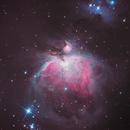 Orion Nebula - M42,                                Isonicrider